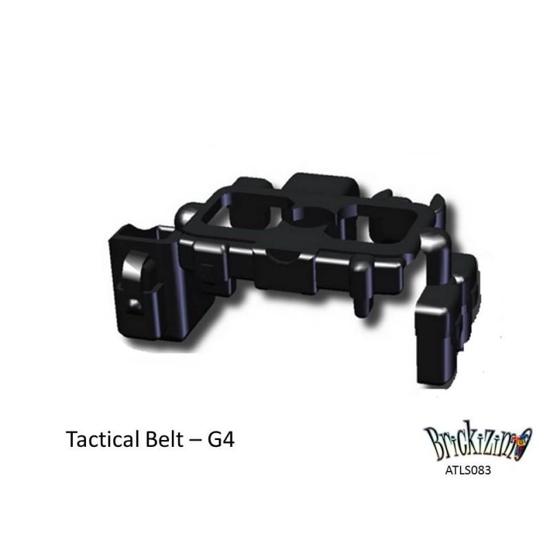 Waffengürtel Taktisch - G4