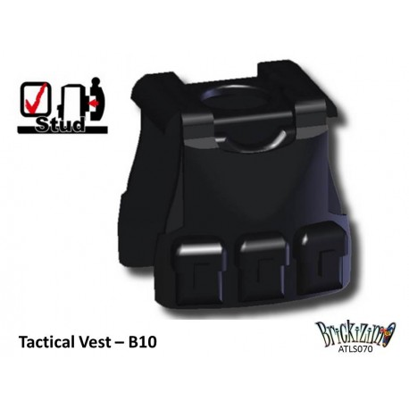 Tactical Vest - B10
