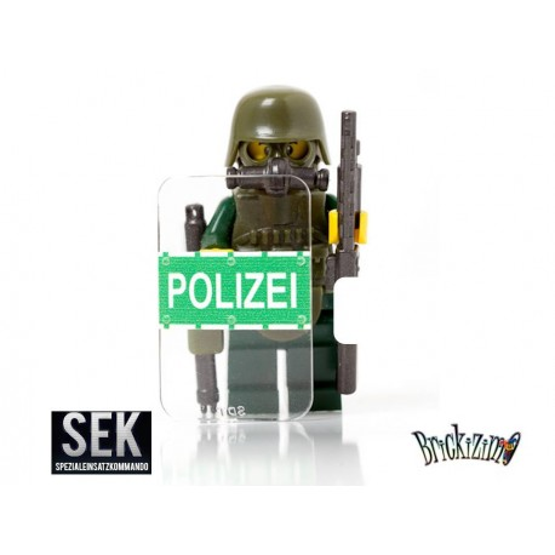 Polizei - Spezial Einsatz Kommando