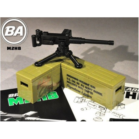 BrickArms M2HB - Signature Edition