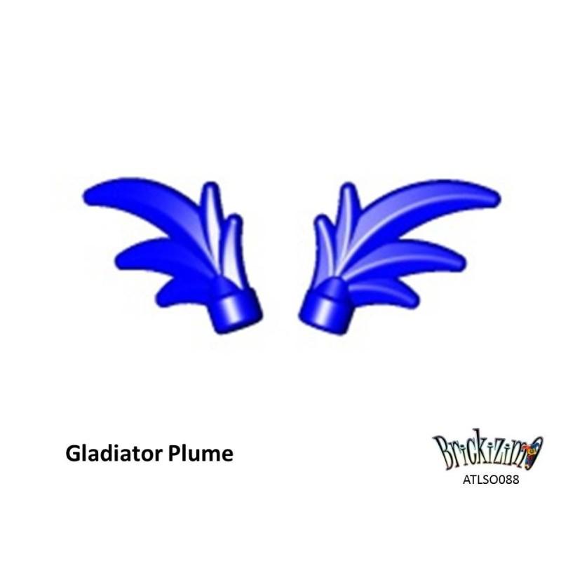 Gladiator Plume (Pair)