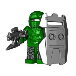 Warrior Pack - Galaxy Enforcer