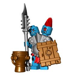 Warrior Pack - Ogre