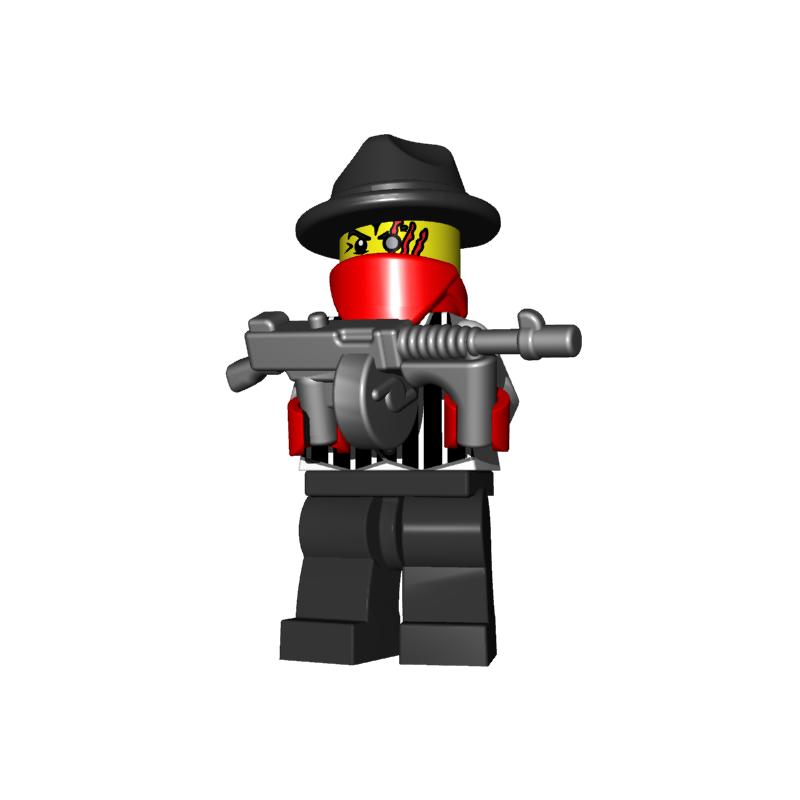 Warrior Pack - Gangster