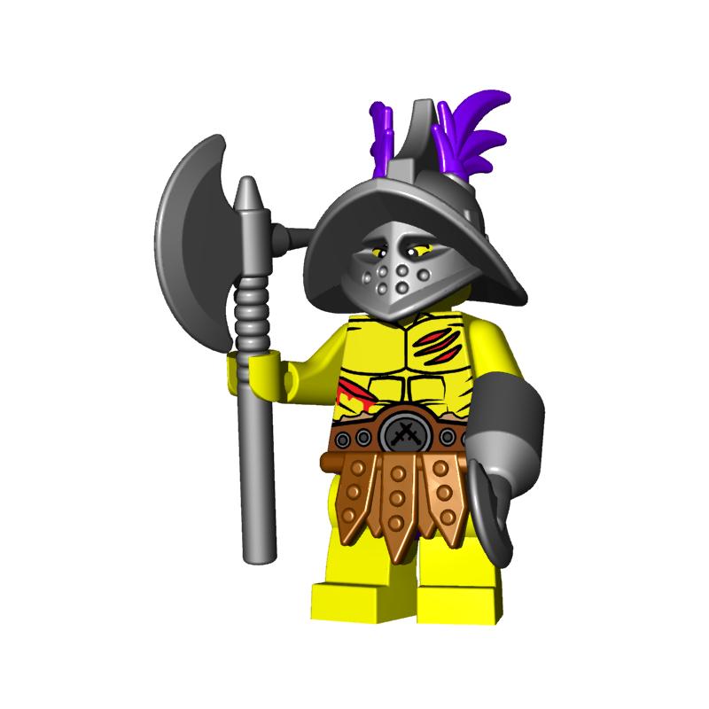 Warrior Pack - Thraex