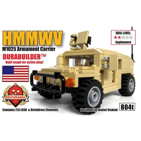HMMWV M1025 Armament Carrier - Tan