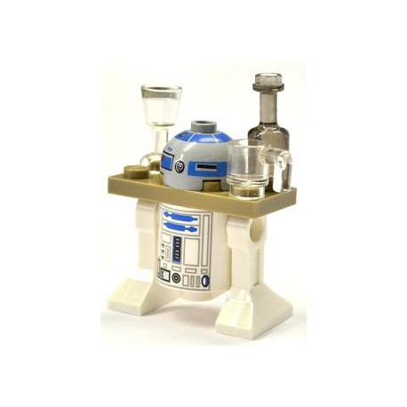 R2-D2 with Serving Tray