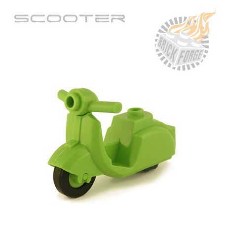 Scooter - Lime green