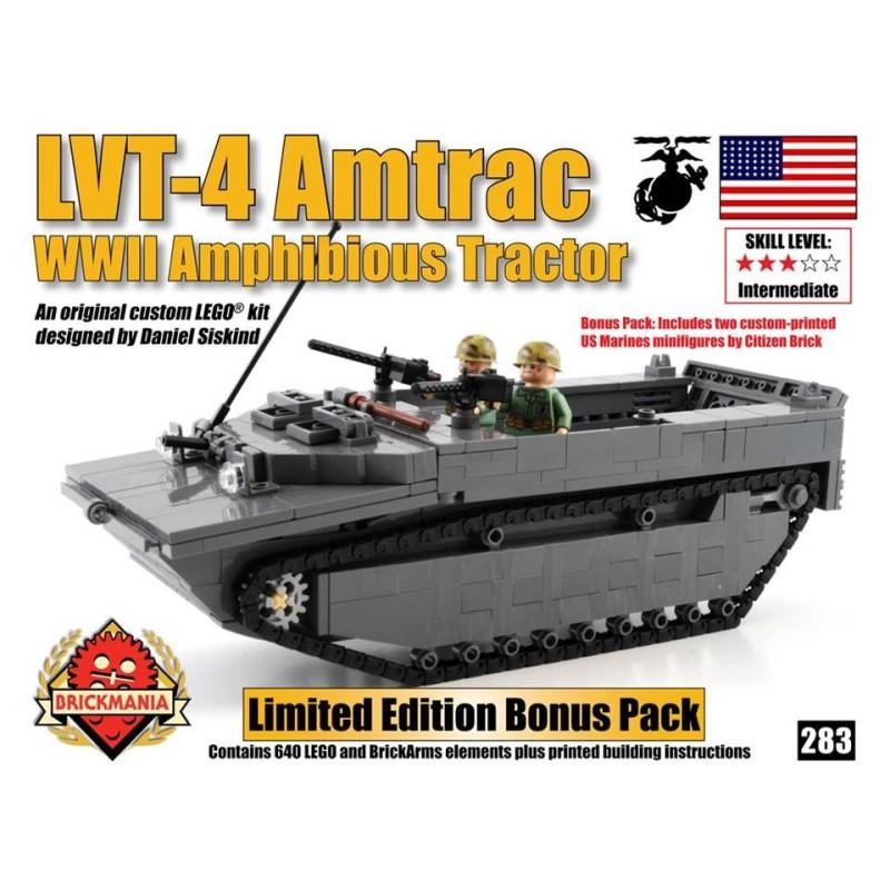 LVT-4 Amtrac - Pacific Island Assault