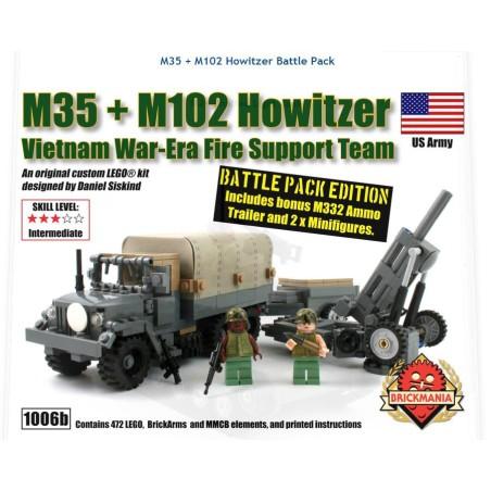 M35 + M102 Howitzer Battle Pack