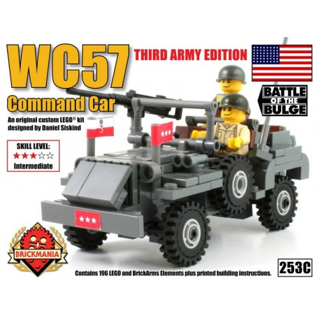 WC57 Command Car - Third Army Edition