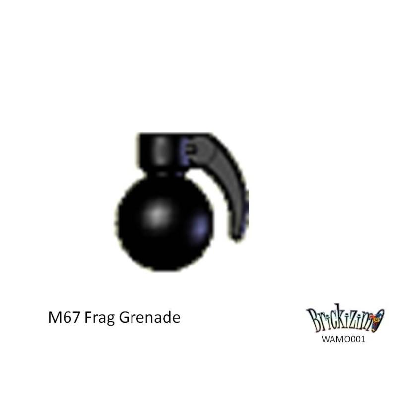 Mk67 Frag Granat