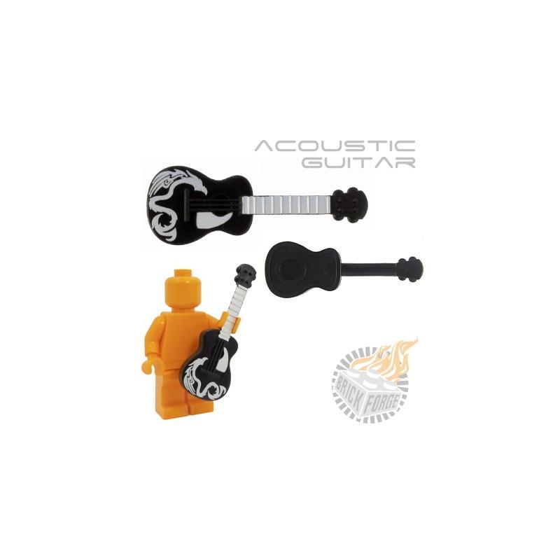 Acoustic Guitar - Black