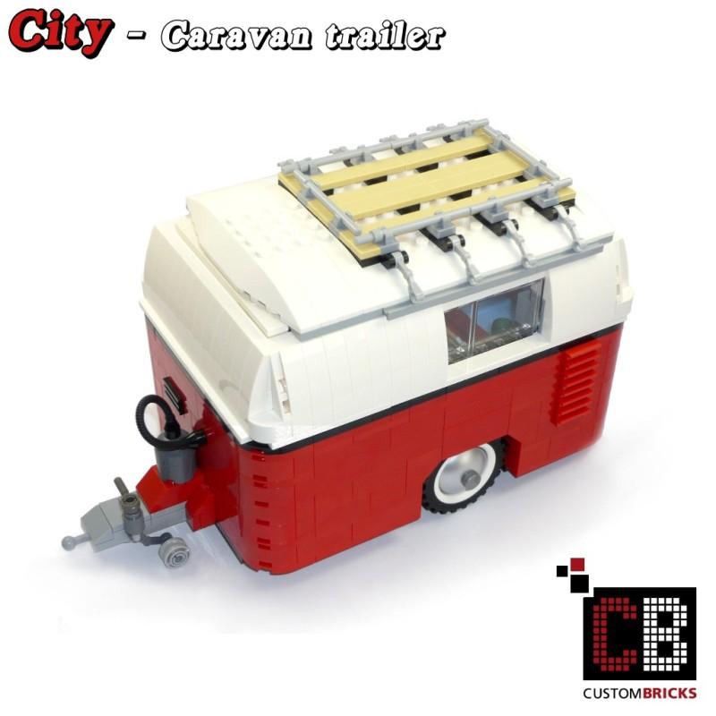 T1 Bus - Caravan trailer