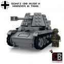 Panzer SdKfz 138 - Marder 3 - Building instructions