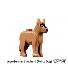 LEGO © - German Shepherd (Police Dog)