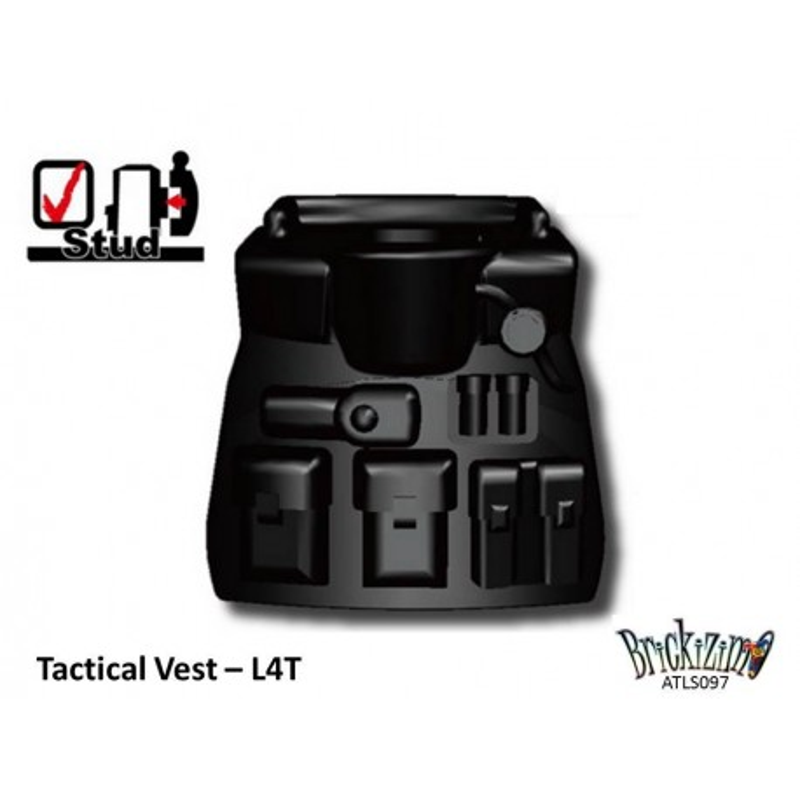 Tactical Weste - L4T