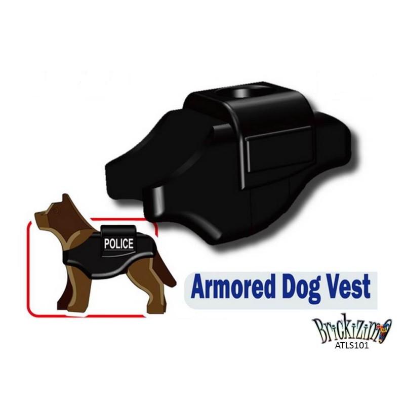 K9 Gepantserde Hond Vest