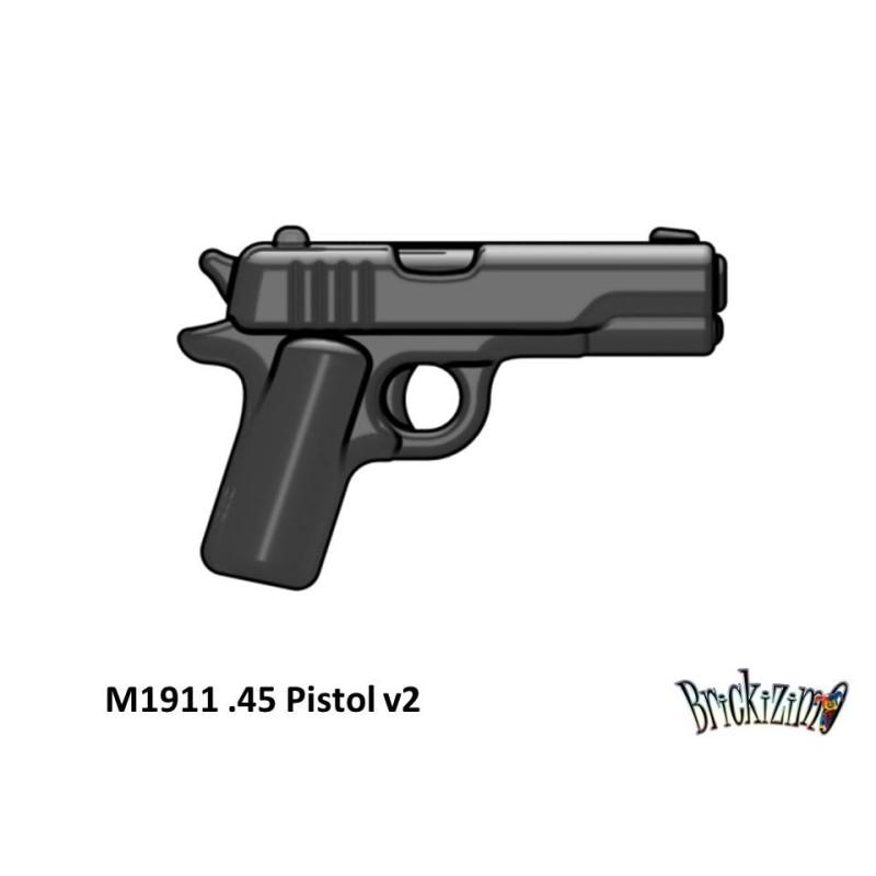 Amerikaans - M1911 .45 Pistool- v2