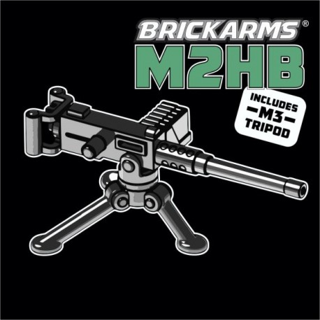BrickArms M2HB plus Tripod