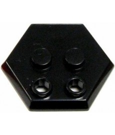 Hex Stand MiniFig Stand 4-Stud