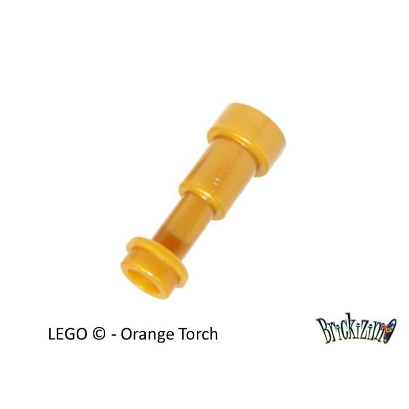 Orange Fan Torch