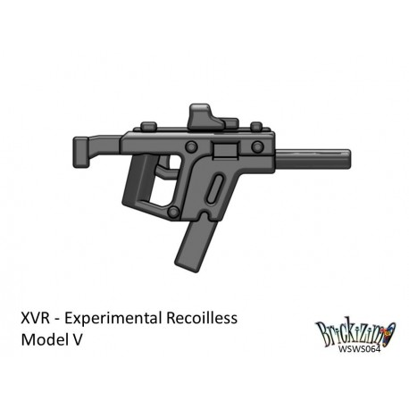 XVR - Experimental Recoilless Model V
