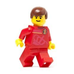 Belgium Soccer Player