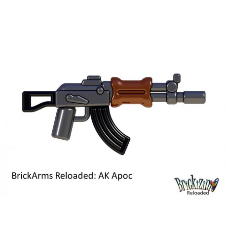 BrickArms Reloaded: AK Apoc