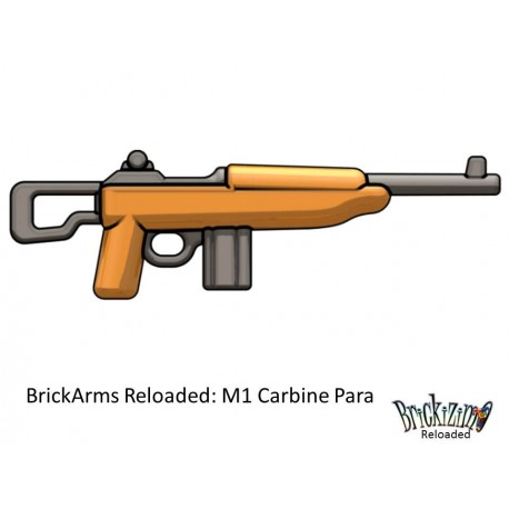 BrickArms Reloaded: M1 Carbine Para