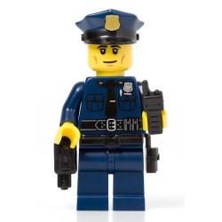 NYPD Politie Agent