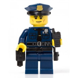 NYPD Polizist