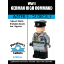 German High Command - Decal