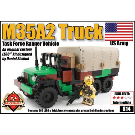 M35A2 Truck - Task Force Ranger