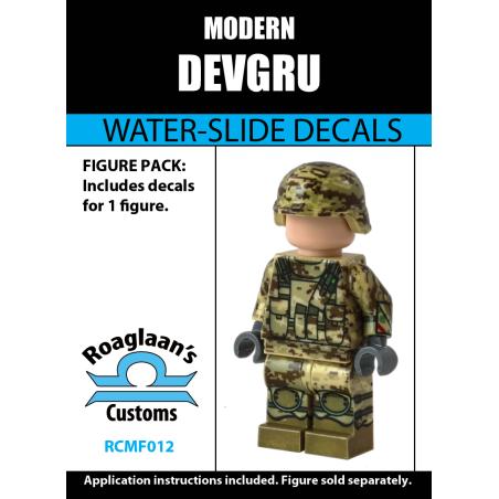 Modern Combat - DEVGRU - Decal