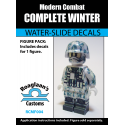 Modern Combat - Winter - Decal