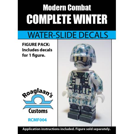 Modern Combat - Winter - Decal