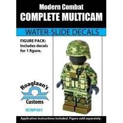 Modern Combat - Complete Multicam - Decal