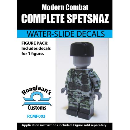 Modern Combat - SPETSNAZ - Decal