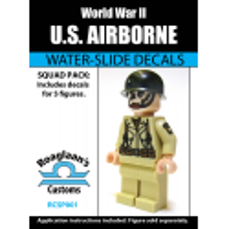 WW2 - US Airborne - Decal