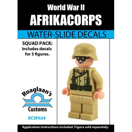 German Afrika Korps - Decal