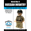 Russian Infantry - Decal