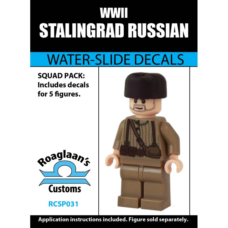 Stalingrad Russian - Decal