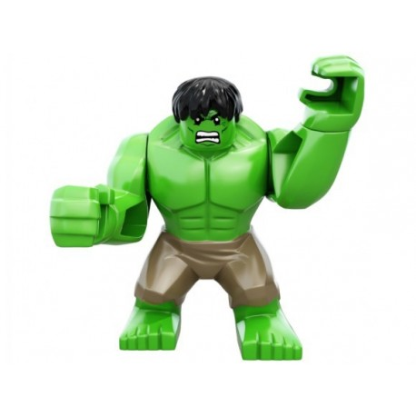 Hulk - dark tan pants