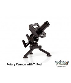 Rotary Cannon with Tripod