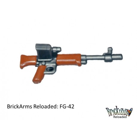 BrickArms Reloaded: FG-42