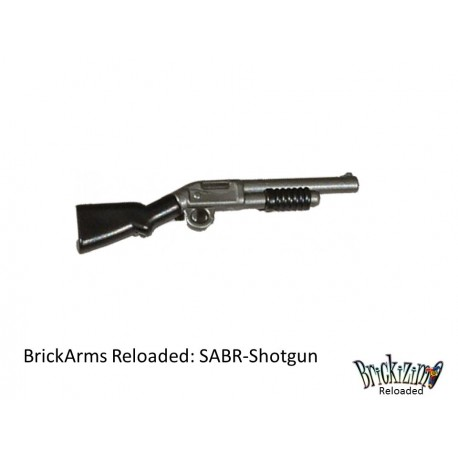 BrickArms Reloaded: SABR Shotgun