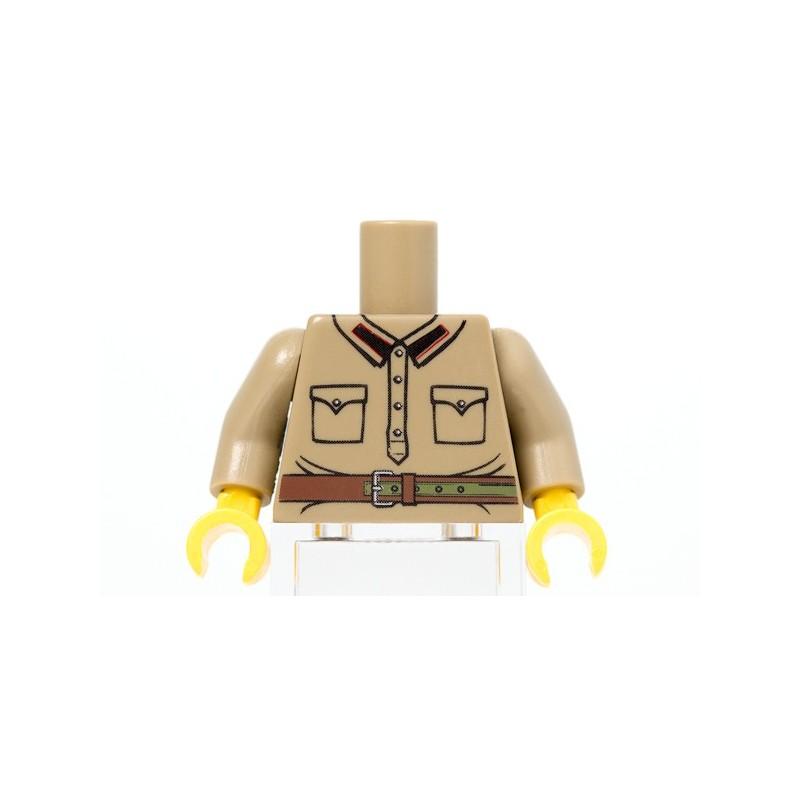 Russian Soldier Torso