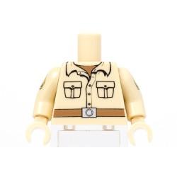 U.S. Staff Sergeant Torso