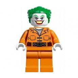The Joker Prison Jumpsuit